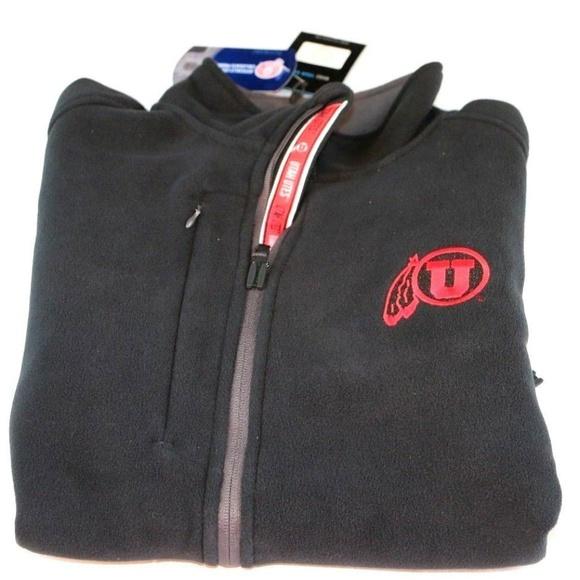 Other - Utah Utes Alpine Team Text Jacket